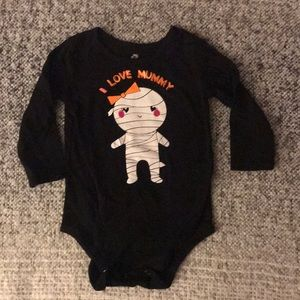 Tops - Adorable Halloween onesie